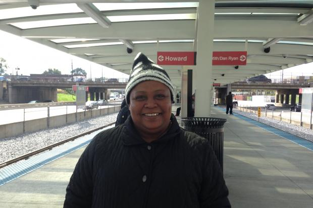 Frequent riders were overjoyed with the improvements to the Red Line.