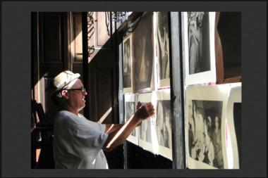 Photojournalist Philin Phlash's R.I.P Photo Show puts a spotlight on over 35 deceased Chicago and Wicker Park icons.