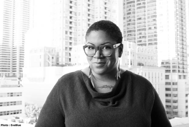 "33-year-old writer Samantha Irby's collection of personal essays, ""Meaty"" has sold out of some book shops and is Curbside Splendor's best selling title yet, according to publisher Victor Giron."