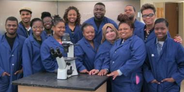 Twelve undergraduates at Chicago State University completed a 10-week summer internship as part of the university's Minority Biomedical Research Support-Research Initiative for Scientific Enhancement.