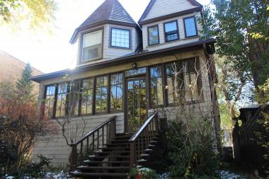 The buyers of a Lakewood Balmoral Historic District home plan to raze the house and replace it with a new one.