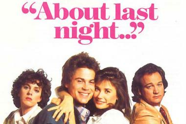 """The Chicago characters in the 1986 film """"About Last Night"""" met in a bar called Mother's. Now called The Original Mother's, the bar turns 45 this week."""