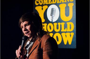 Cameron Esposito will perform at Zanies Tuesday night. (File photo).