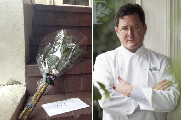 Chef Charlie Trotter died at the age of 54, authorities said.