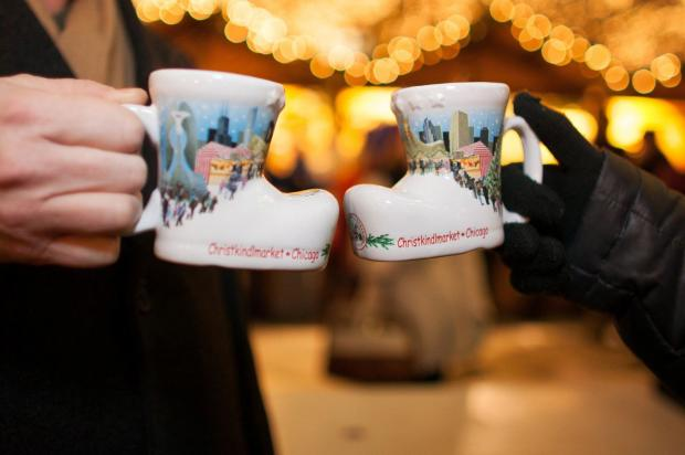 See all the mugs distributed at Christkindlmarket since its inception in 1996.