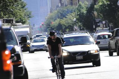 "A Wicker Park ""dooring epidemic"" puts cyclists at risk."