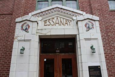 Essanay Studios, where Chicago Book Expo 2013 will be held on Nov. 24.