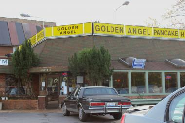 Last chance for a greasy spoon fix at Golden Angel, closing Nov. 17.