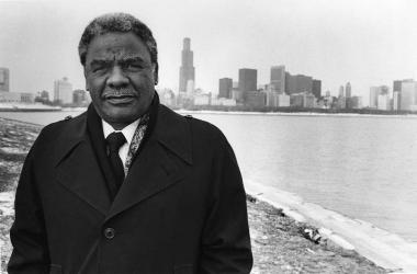 Harold Washington, Chicago's first black mayor, was a staunch advocate of education. A panel honoring his legacy will give away laptops Tuesday to Chicago college students at the Downtown library named for him.