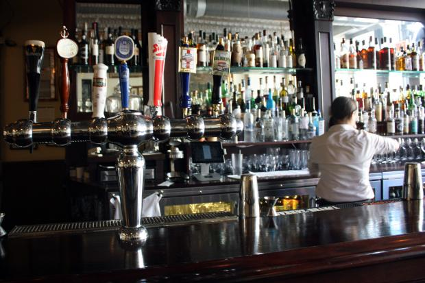 The Old Town tavern has held a series of special events during a five-day celebration.