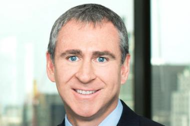 Kenneth Griffin, CEO of Chicago-based Citadel.