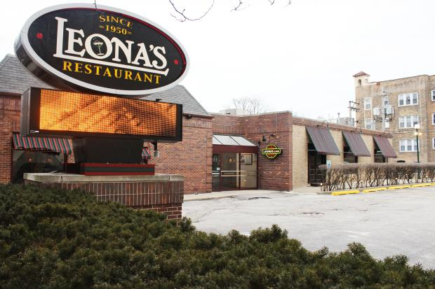 The Leona's Restaurants brand was sold to the Mavrakis family, which owns the World of Beer franchise.
