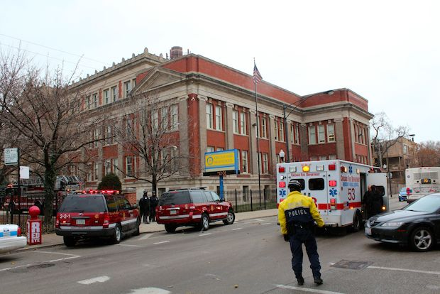 The family of a student who was burned during a fire inside the chemistry lab at Lincoln Park High School in November filed a lawsuit against the school district, the high school and the teacher last week.