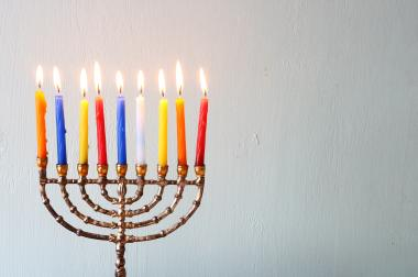 Lincoln Park will have a public menorah lighting on Monday.