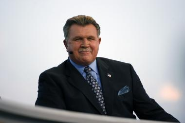 "NFL Commissioner Roger Goodell said Bears legend Mike Ditka ""represents some of the great things about football."""