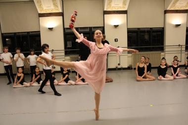 """The Nutcracker"" is still the Hyde Park School of Dance's biggest show of the year with more than 200 dancers."