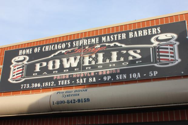 A free, monthly speaker series about issues facing Englewood begins Nov. 21, 2013 at Powell's Barbershop, 1139 W. 63rd St.