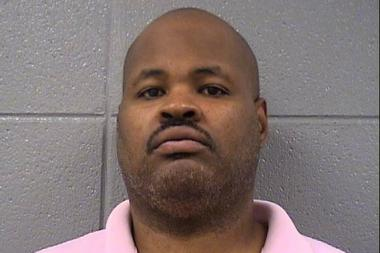 King Local School Council member Reginald Jones was charged with public indecency in September.