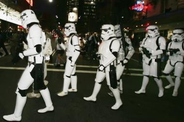 "Auditions for the new ""Star Wars"" film are set for Nov. 14 at Park West."