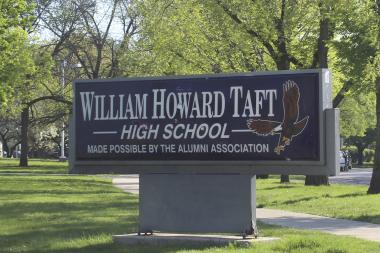 Ald. Nicholas Sposato (38th) will announce plans to build a new campus for Taft High School next week, he said.