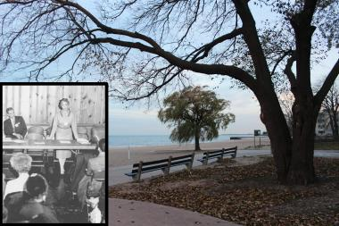 Pratt Boulevard Beach will be renamed in honor of Tobey Prinz, who championed a movement to save Rogers Park's beaches from high-rise developments in the 1950s.