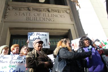 State Sen. Mattie Hunter (D-Chicago) called a hearing on Wednesday about access to care for victims of gunshot wounds on the South Side.