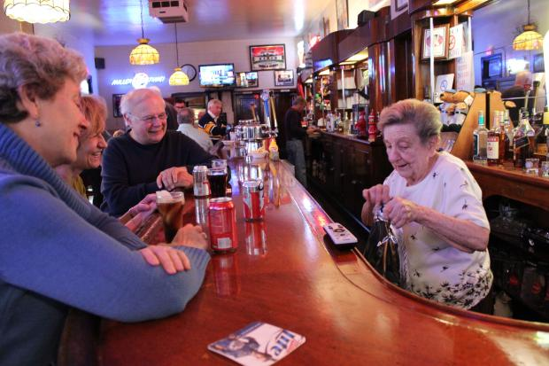 The neighborhood has changed, but the 78-year-old tavern hasn't.