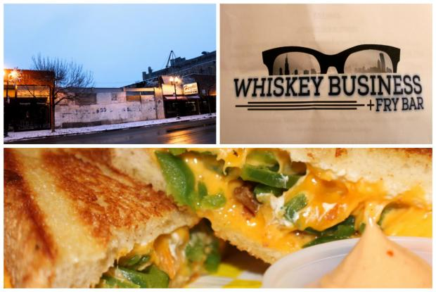 Cheesie's Pub and Grub and Whiskey Business are two new restaurants in the works for 1365 N. Milwaukee Ave.
