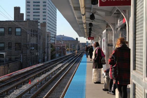 About 2:10 a.m., on Dec. 18,  a 20-year-old man was shot  at the Argyle Red Line station in Uptown, police said.