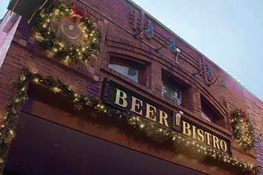 The Beer Bistro North hosts trivia nights on Thursdays.
