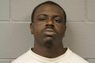 Chicago Bears security agents allegedly caught David Thomas selling fake tickets to Monday night's game against the Dallas Cowboys, prosecutors said.