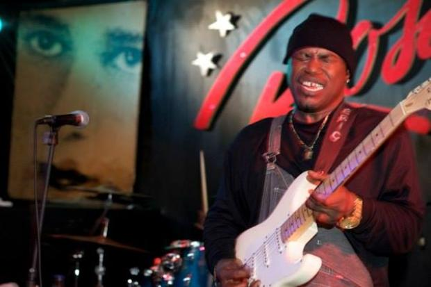 "Eric ""Guitar"" Davis was found fatally shot in the 6700 block of the South East End, Thursday morning."