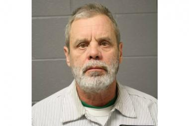 James Rudzinski, of Wheaton, was charged after fatally striking a woman as she crossed the street.