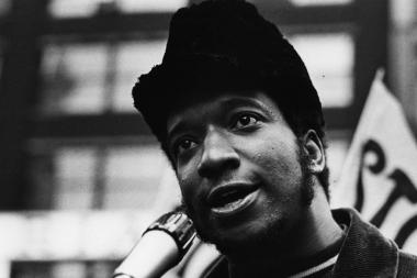 The late Fred Hampton was chairman of the Illinois chapter of the Black Panther Party.