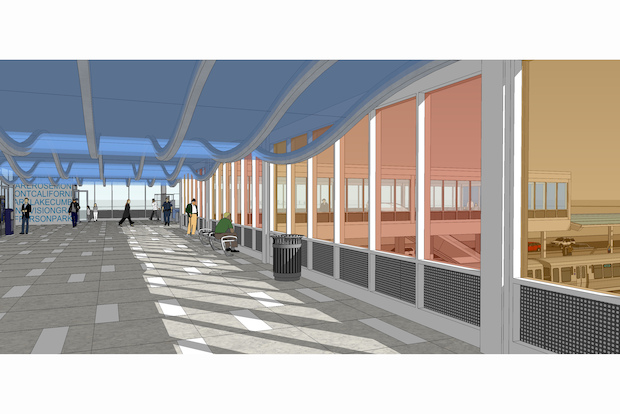 On Thursday, the CTA and mayor's office announced a four-year, $492 million project that will overhaul the O'Hare branch of the Blue Line.