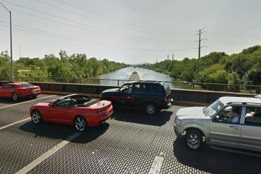 "The rehab work shored up the ""deteriorating"" bridge, city officials said."