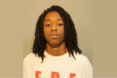 Khalil Wright is charged with armed robbery, police said.
