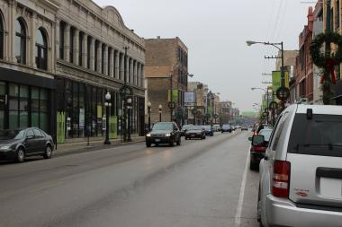The Lakeview Chamber of Commerce is hosting an open house to get feedback on upgrades for Lincoln Avenue.