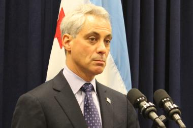 A letter he wrote on Canty School overcrowding while in Congress might prove embarrassing to Mayor Rahm Emanuel.