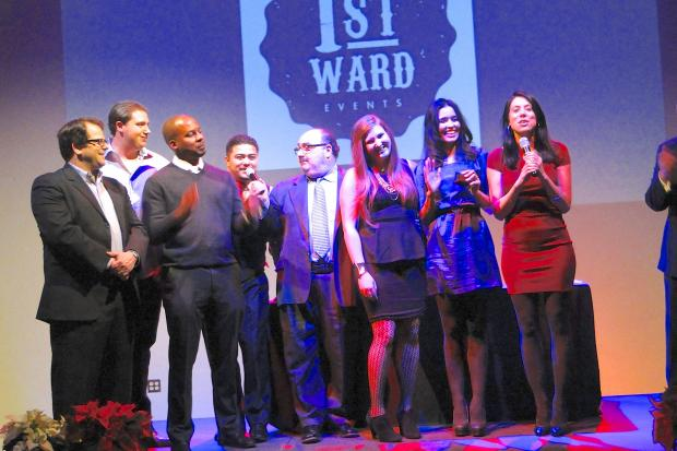 Photos from the 1st Ward Awards Night.