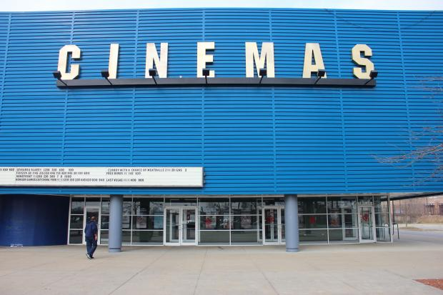Studio Movie Grill-Chatham will host screenings for the South Side Film Festival.