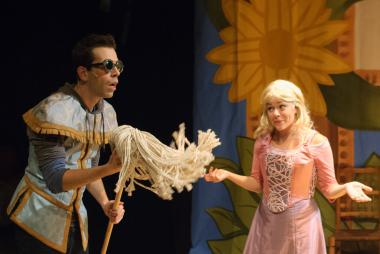 """Rapunzel"" plays at the Apollo Theater through January."