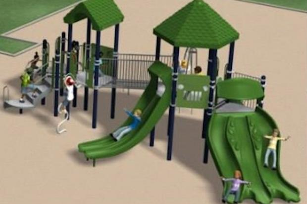 Roberts Square Park will get a new playground as part of the Chicago Plays! program.
