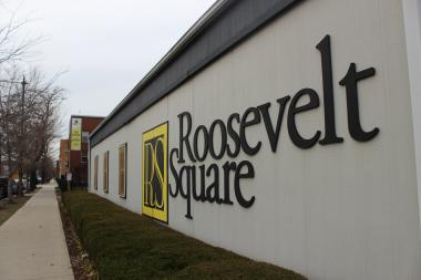 Roosevelt Square property management at 1222 W. Roosevelt Road.