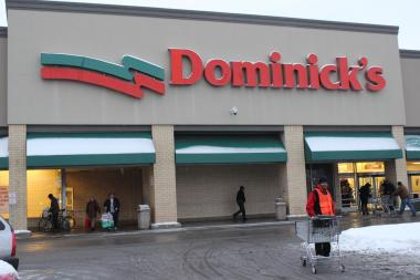 The city is facing a problem of what to do with shuttered Dominick's stores.