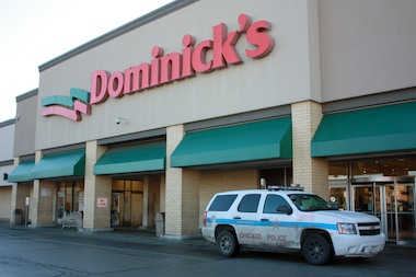 The South Shore Dominick's, 2101 E. 71st St., went out of business at noon on Dec. 28.