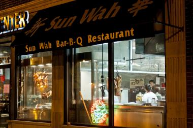 The Chicago Department of Health closed Sun Wah BBQ Monday because of various health violations.