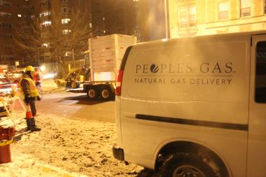 The gas main shutdown came on the coldest December day in 20 years and left residents without heat.