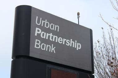Urban Partnership Bank is selling its South Shore branch at 7054 S. Jeffery Blvd.