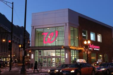 The new, expanded Walgreens at 2817 N. Clark St. opens at 8 a.m. on Friday, Dec. 13.